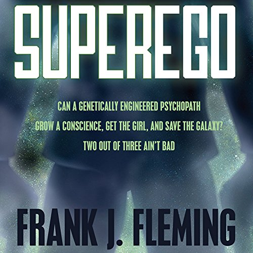 SuperEgo audiobook cover art