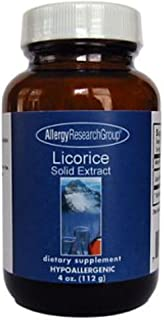 Allergy Research Group - Licorice Solid Extract Liquid 4 oz