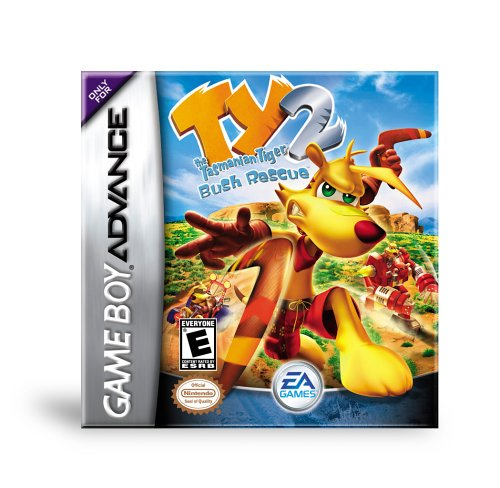 Ty the Tasmanian Tiger 2: Bush Rescue by Electronic Arts