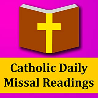 Catholic Daily Missal Readings (Free App)