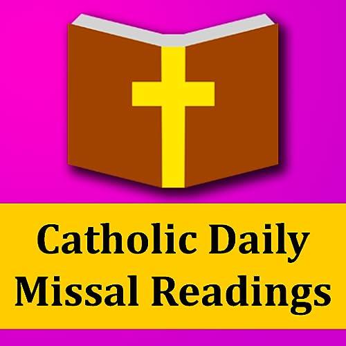Catholic Daily Missal Readings (Free App)