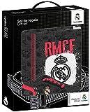 Real Madrid Black Oficial Set de Regalo 280x60x350mm