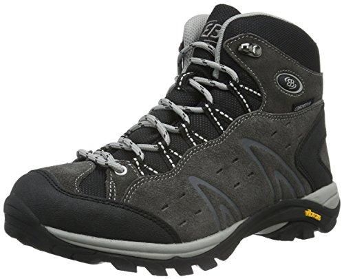 Brütting Mount Bona High Unisex Erwachsene Trekking- & Wanderstiefel, Grau, 45 EU