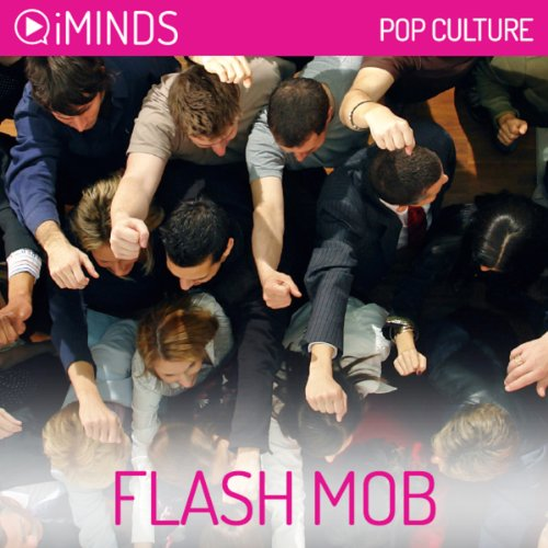 Flash Mobs audiobook cover art