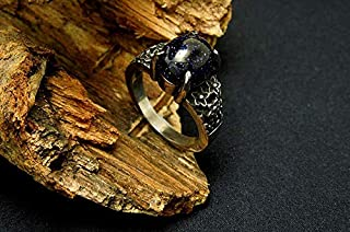 Fashion Ring for Men, Size 9 US