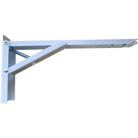 TANNER 大型折りたたみ式棚受 ジャンボ45 2本1組