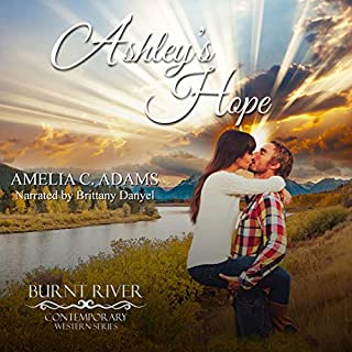 Ashley's Hope audiobook cover art