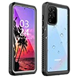 ANTSHARE Samsung Galaxy S20 Plus Waterproof Case, S20+ Plus 5G Case with Built-in Screen Protector 360 Full Body Shockproof Dirt-Proof IP68 Waterproof Rugged Cover for Samsung S20+ Plus