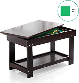 Best brown activity table Reviews