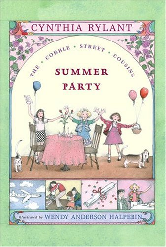 Summer Party (5) (Cobble Street Cousins)の詳細を見る