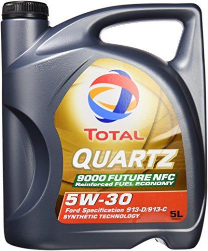 Total 183199 Quartz 9000 Future NFC 5W30 Lubricante, 5 litros
