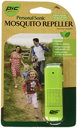 Pic Personal Sonic Mosquito Repeller