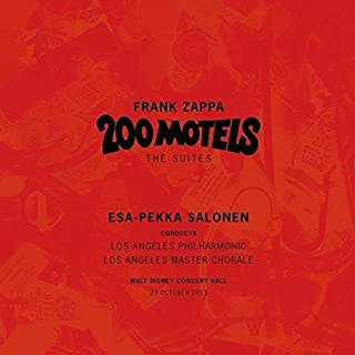 Frank Zappa: 200 Motels - The Suites by Frank Zappa