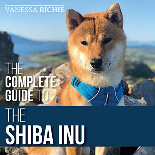 Couverture de The Complete Guide to the Shiba Inu