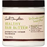 Carol's Daughter Healthy Hair Butter Protective Cream Hairdress | Curl Cream with 7 Essential Oils,...