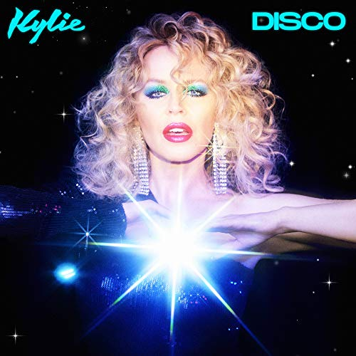 DISCO (Limited Edition Colour Transparent Turquoise Vinyl) [Amazon Exclusive] [VINYL]