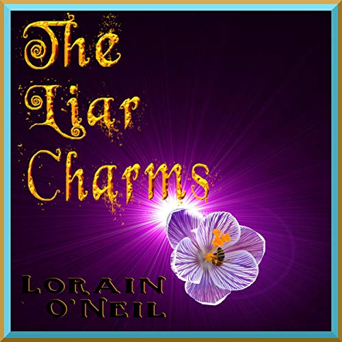The Liar Charms audiobook cover art