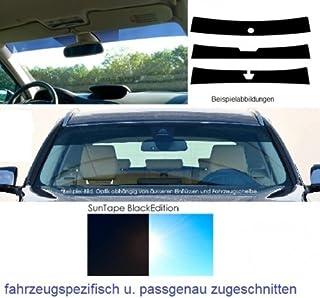 Passgenaue Tönungsfolie Opel Corsa C 5-Türer Bj 2001-2006 Xtreme 98