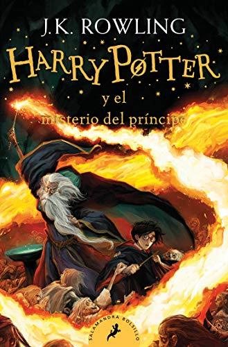 Marco Harry Potter  marca Salamandra Bolsillo