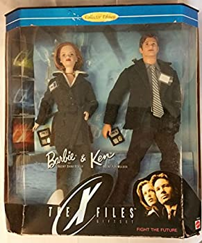 x files barbie