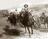 SAVA 199950 Mexican General Francisco Pancho Villa 1914 Decor Wall 24x18 Poster Print