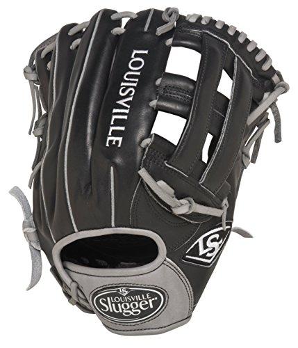 Louisville Slugger FGOFBK5 Omaha Flare Fielding Glove, 12-Inch, Right Hand Throw