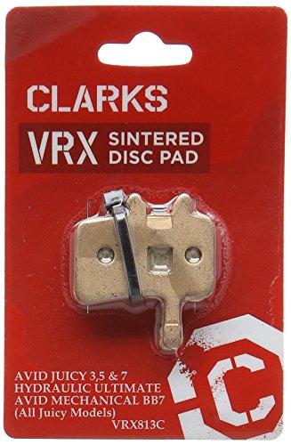 Clarks Avid Juicy/BB7 - Zapatas para Frenos de Disco sintetizadas