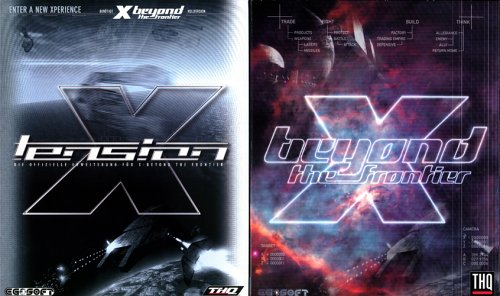X - Beyond the Frontier inkl. Add-on X-Tension