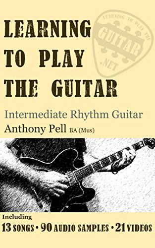 Learning To Play The Guitar - Intermediate Rhythm Guitar (English ...