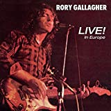 Rory Gallagher: Live! In Europe (Audio CD (Live))