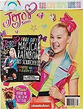 Nickelodeon Magazine 2019 : JoJo Siwa with Free Art Scratchies!