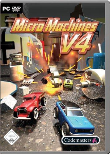 Micro Machines V4 [Edizione : Germania]