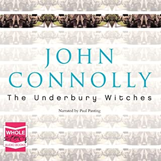 The Underbury Witches cover art