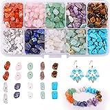 Cuentas de piedras preciosas,cuentas de piedras preciosas naturales,Piedras para bisuteria,Se utiliza para manualidades, pendientes,...