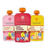 Naturally wholesome, healthy snacks for kids! 100% USDA Certified Organic and Non-GMO ingredients. INGREDIENTS: Organic bananas, Organic mango, organic banana, organic orange, organic raspberry, organic blueberry, organic lemon juice concentrate. Con...