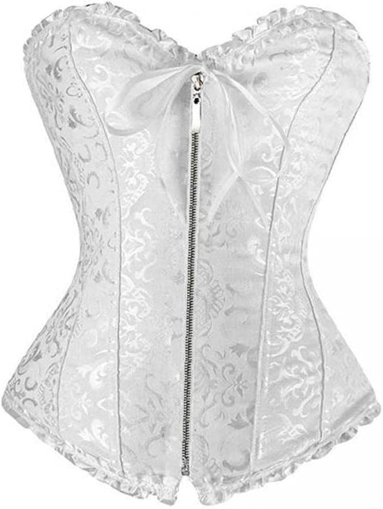 Women Gothic OFFicial store Bustier Wonder Purchase Heart Lace Corset with Elega