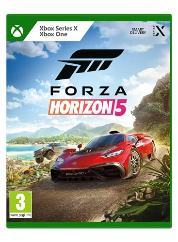 Forza Horizon 5 Xbox One Xbox Series X Spanish EMEA Blu-ray
