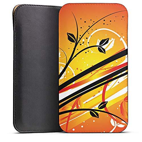 DeinDesign Cover kompatibel mit Wiko Highway Pure Hülle Tasche Sleeve Socke Schutzhülle Ornament Pattern Muster