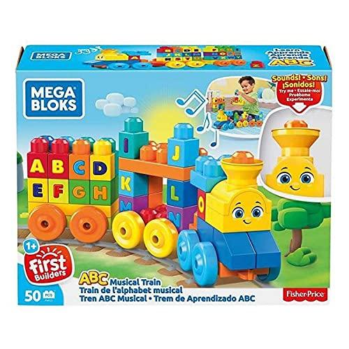 Megabloks Tren Musical ABC