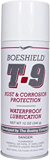 BOESHIELD T-9 Rust & Corrosion Protection/Inhibitor and Wate