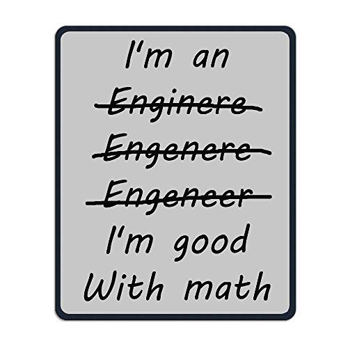 Im ein Ingenieur im Good bei Mathematische Maus Pad