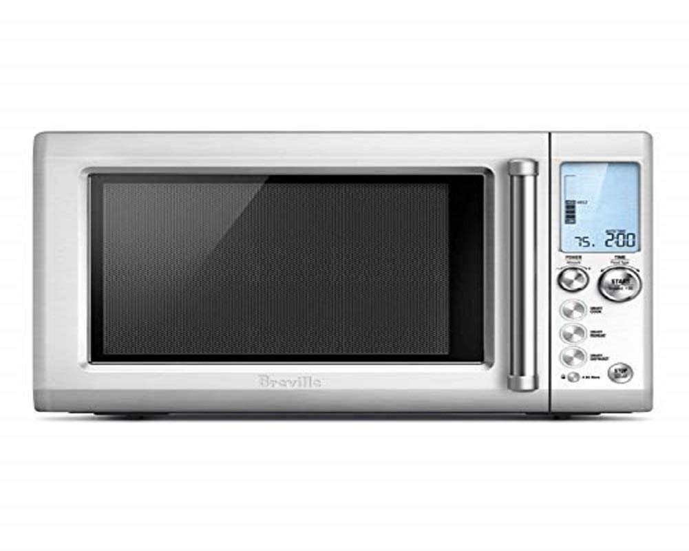 Breville Quick Intuitive Microwave Settings