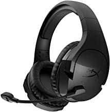 HyperX Cloud Stinger Wireless Gaming Headset with Long Lasting Battery Up to 17 Hours of Use, Immersive in-Game Audio, Noise Cancelling Microphone, Comfortable Memory Foam, and Designed for PC