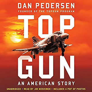 Topgun audiobook cover art
