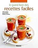 Le grand livre des recettes faciles