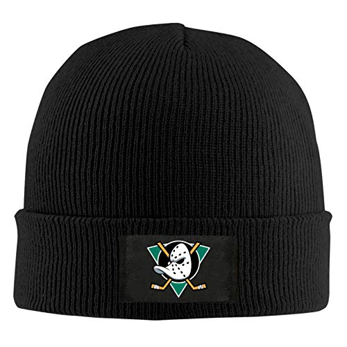 baoan Gorro de punto de Die Mighty Ducks para gorra unisex...