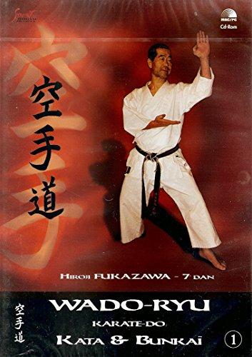 Wado-Ryu Kata & Bunkaï - Maître Hiroji FUKAZAWA - CD-Rom Volume 1