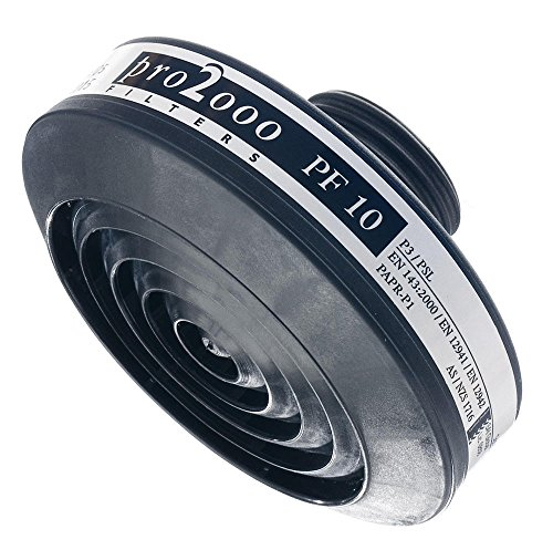 Scott Serie Pro 2000PF10P3Filter ec251r