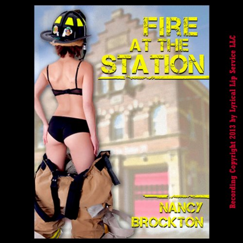 Fire at the Station audiobook cover art