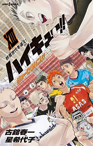 ハイキュー!! ショーセツバン!! 13 (JUMP j BOOKS)_0
